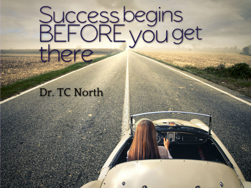"""Become A Mindset MASTER"" with Dr. TC North"