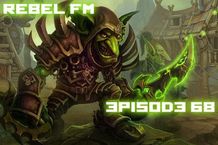 Rebel FM Episode 68 - 07/15/10