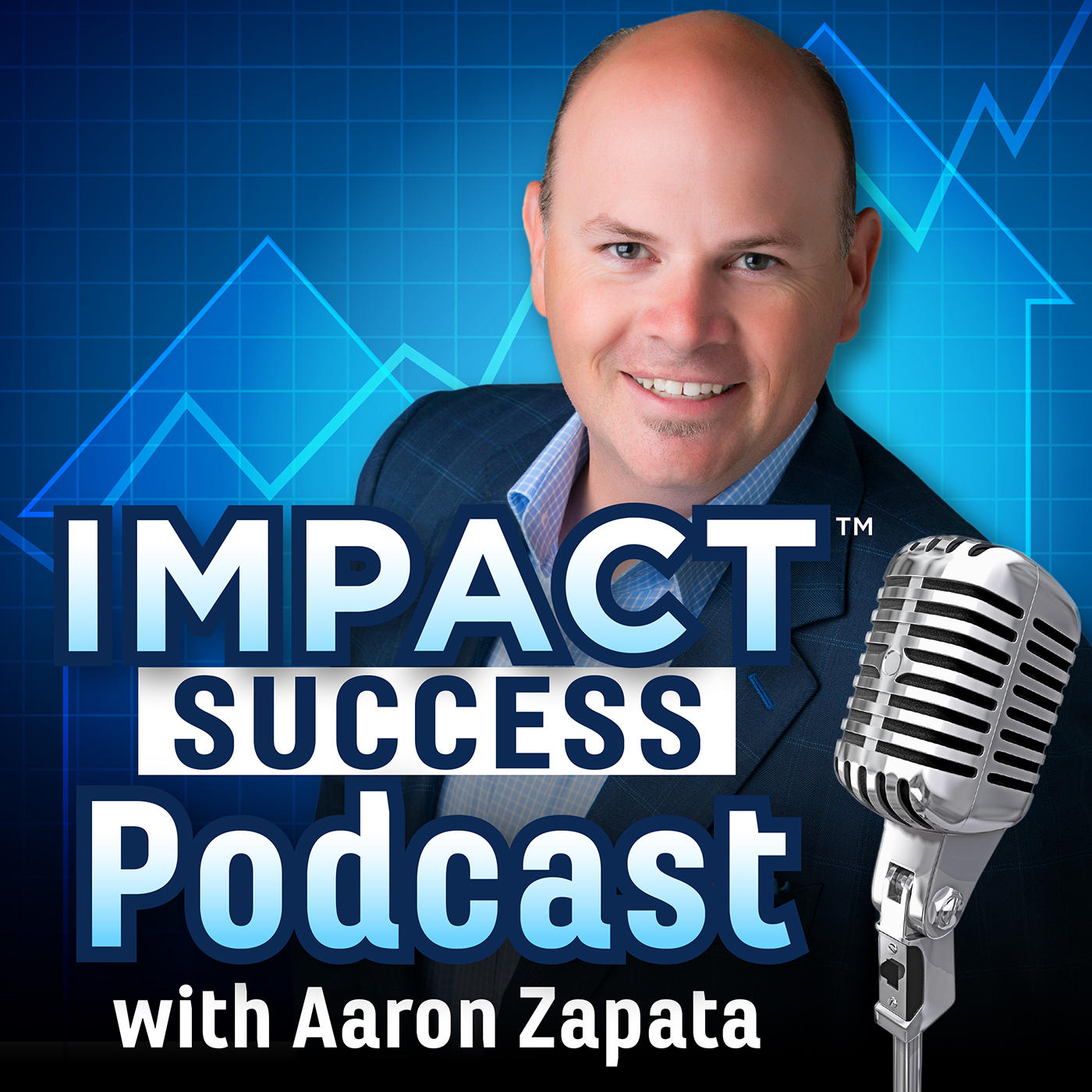 IMPACT Success with Aaron Zapata show art