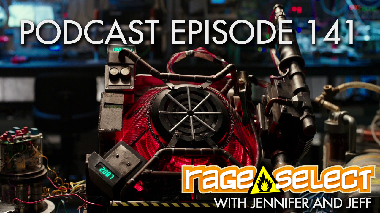Rage Select Podcast Episode 141 - Jennifer and Jeff Answer Your Questions!