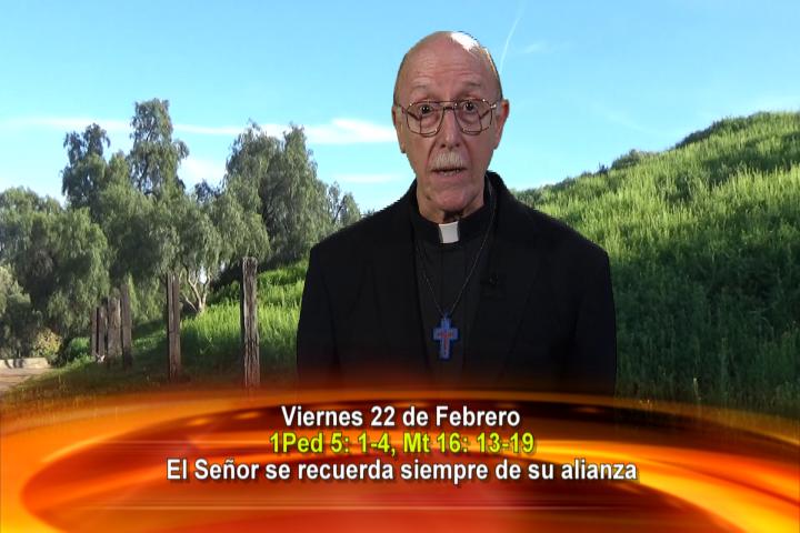 Artwork for Dios te Habla con Fr. Lenny de Pasquale; Tema el hoy: El Señor se recuerda siempre de su alianza.