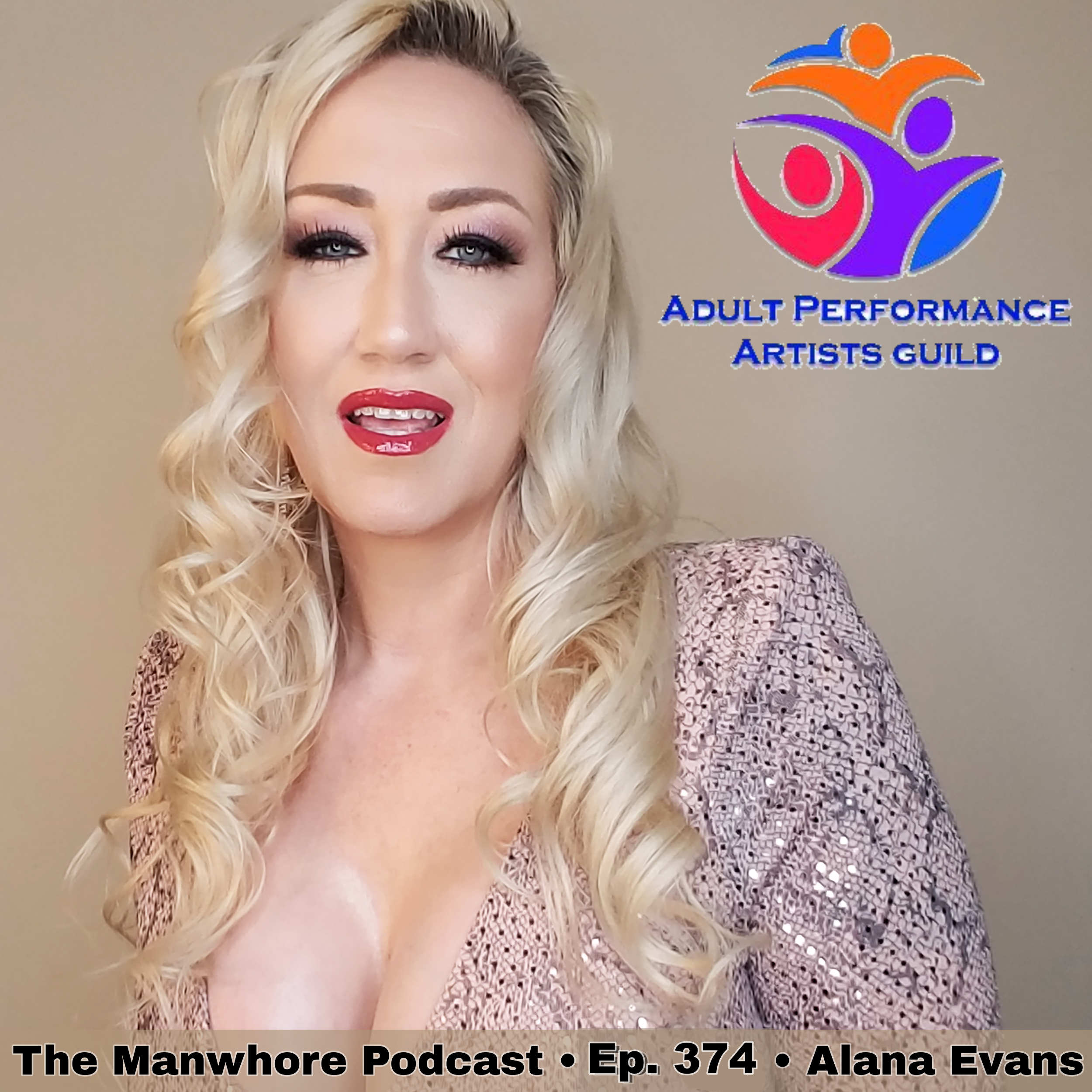 The Manwhore Podcast: A Sex-Positive Quest - Ep. 374: Is OnlyFans In Trouble? with Alana Evans