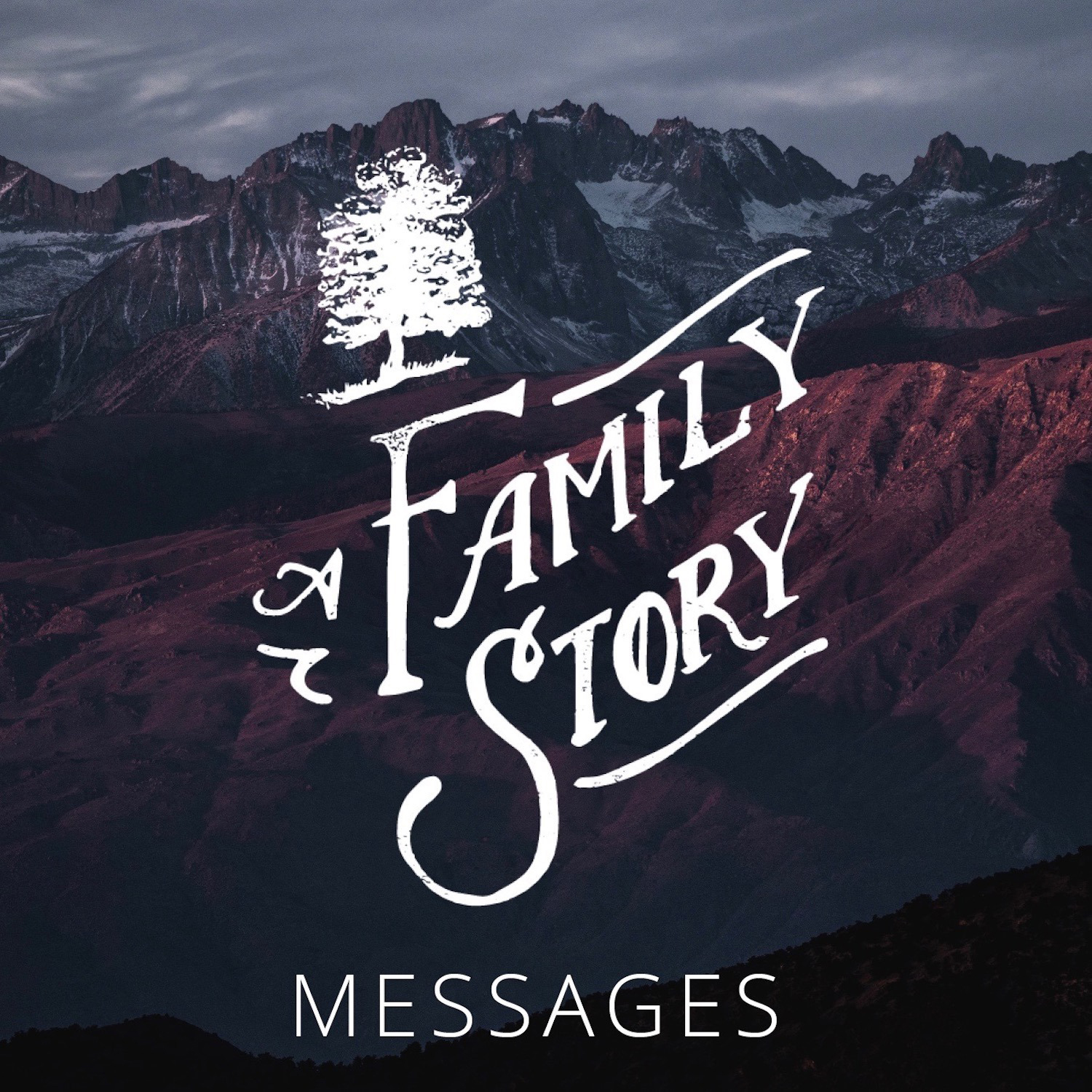 A Family Story Messages show art