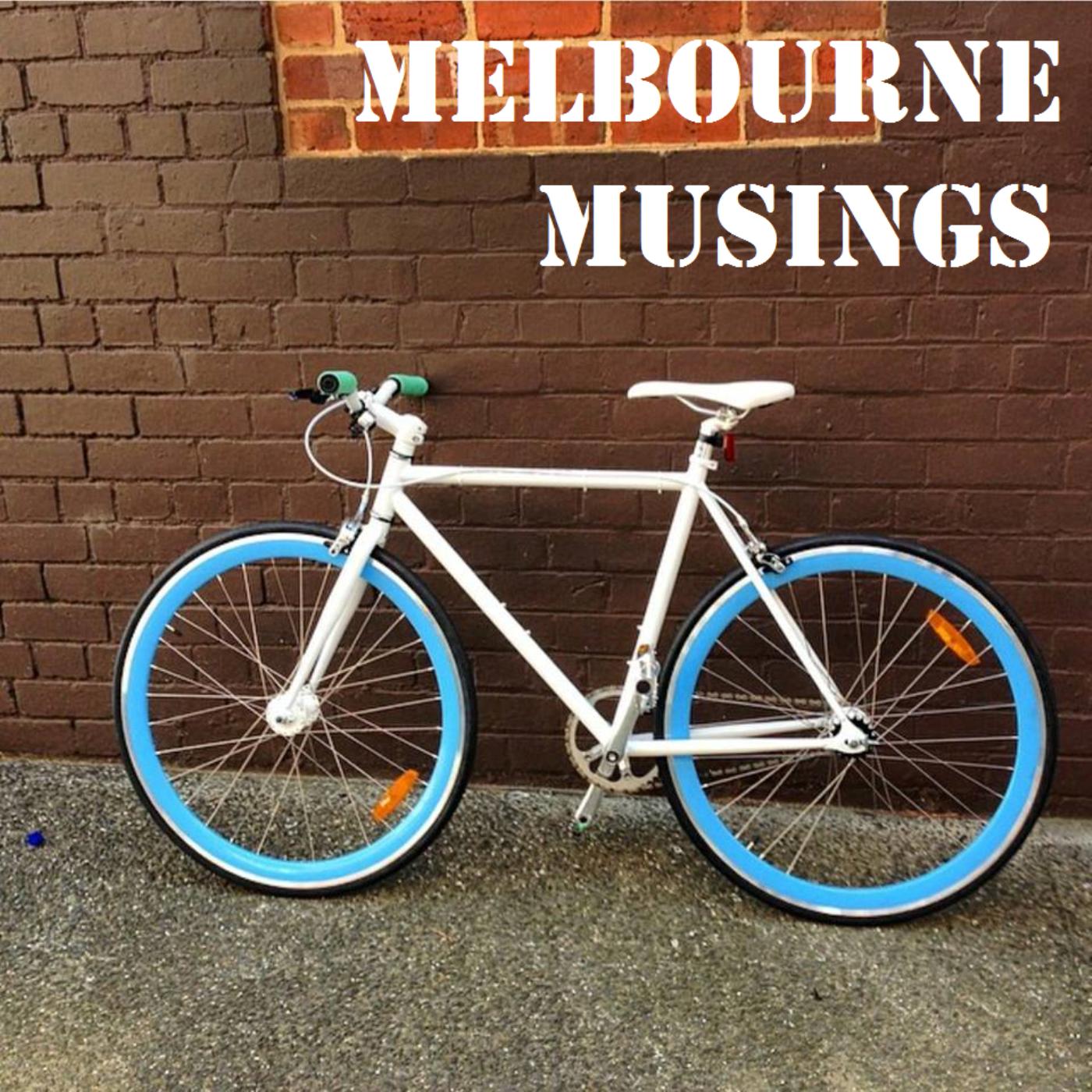 Melbourne Musings Podcast show art
