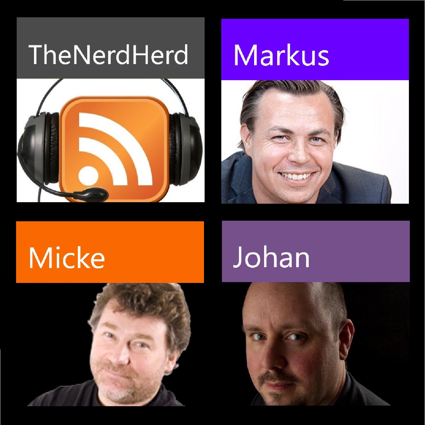 The Nerd Herd logo
