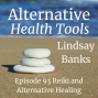 Artwork for 093 Lindsay Banks: Reiki and Alternative Healing To Relieve Stress