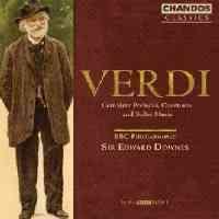 Verdi Ballet Music