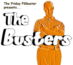 DVD Verdict 120 - The Friday Filibuster: 2007 Buster Awards [12/21/07]
