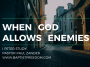 Artwork for When God Allows Enemies {I Peter Study}