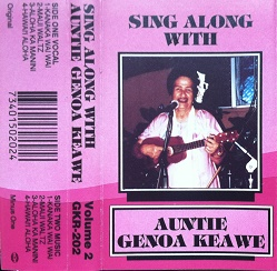 OOPs - Sing Along With Auntie Genoa Keawe