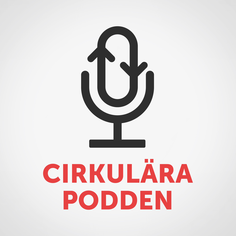 Cirkulära Podden show art