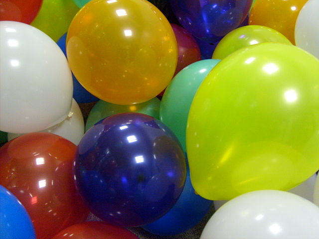 Balloon Popping, you know you want to try it!