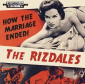 "FTB podcast #93 features the new CD from THE RIZDALES called ""How The Marriage Ended"""