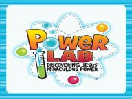 Power Lab- Power to tell others about God