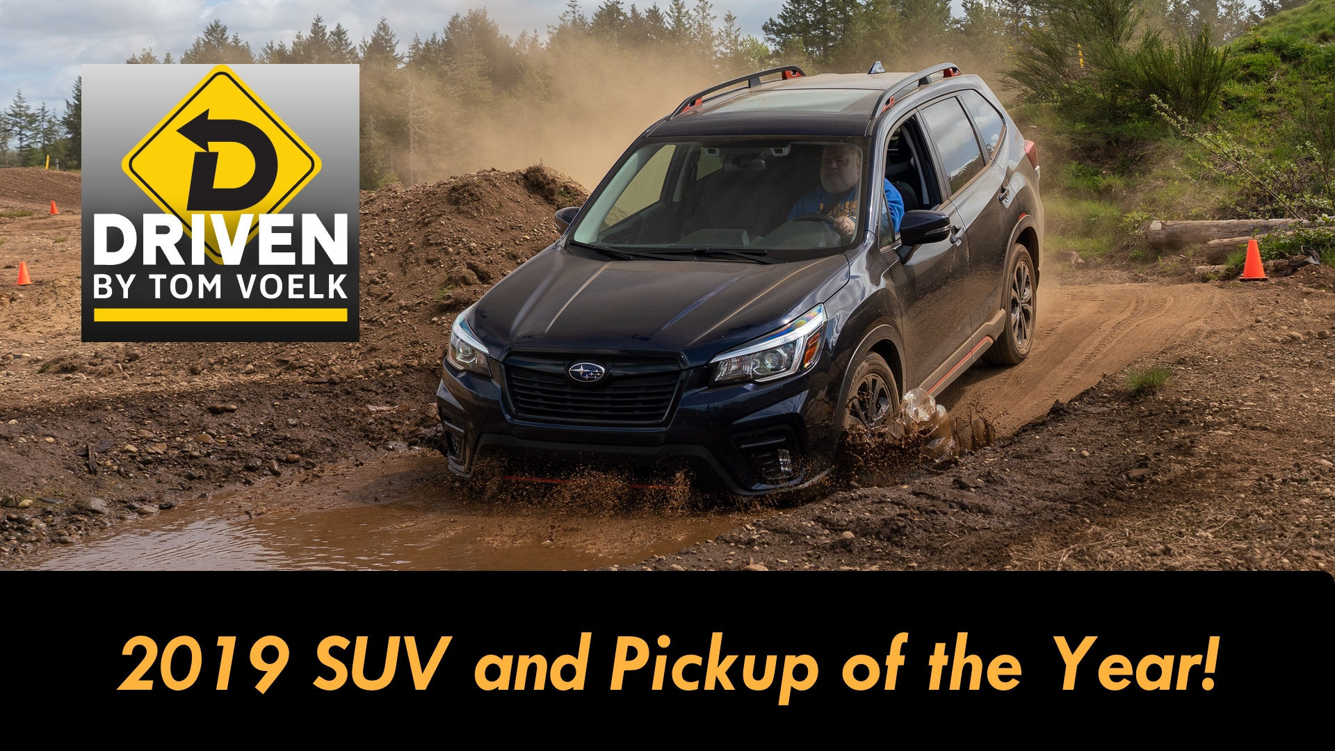 Artwork for Mudfest! The 2019 SUV and Pickup of the Year Competition