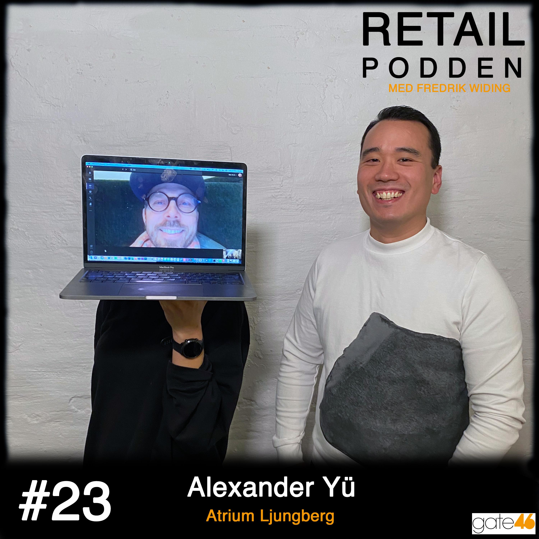 23. Alexander Yü / Framtidens Handel - Samhällsbyggarna