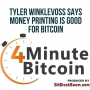 Artwork for Tyler Winklevoss Says Money Printing Is Good for Bitcoin