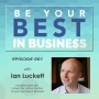 Artwork for EP001 - Leaders Listen Up! - I share the critical factors to your Success in Business