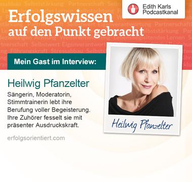 065 - Im Gespräch mit Heilwig Pfanzelter