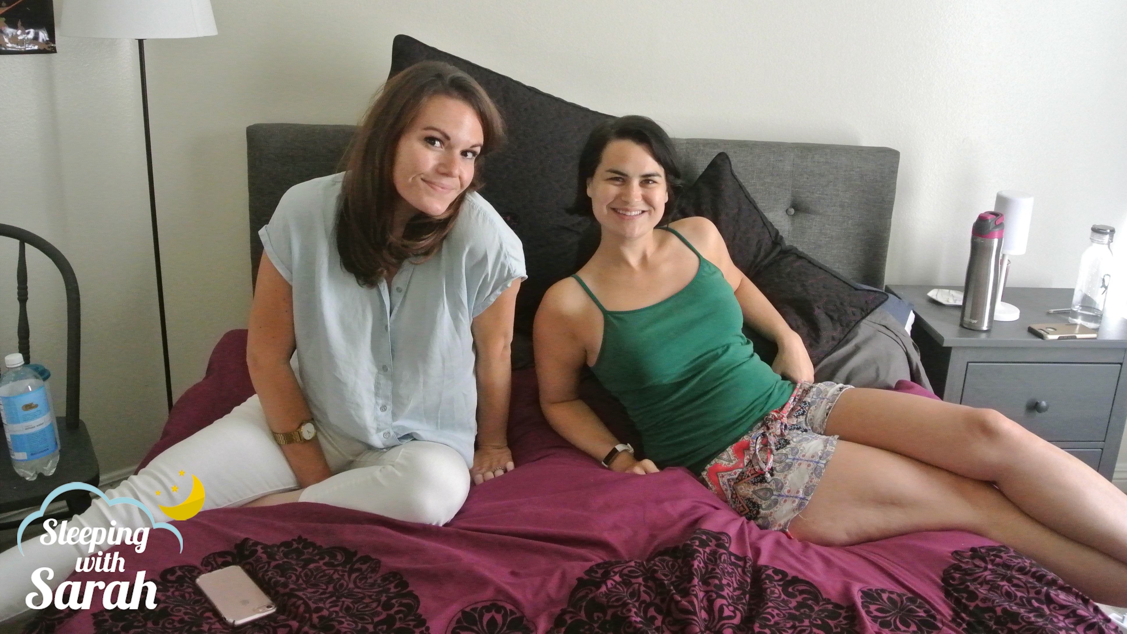 Rachel LaForce and Sarah Albritton Sleeping with Sarah Ep 85