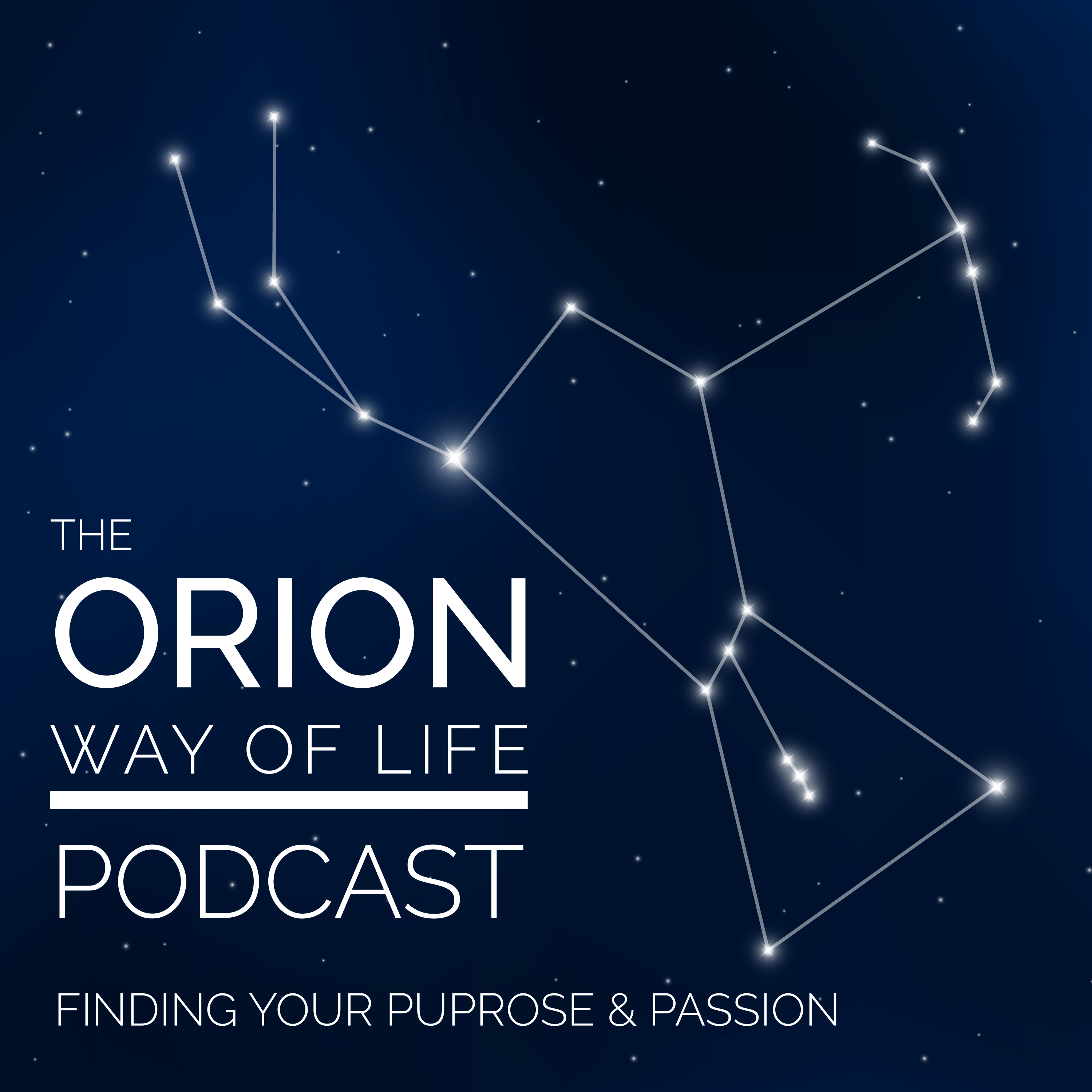 The Orion Way of Life Podcast show art