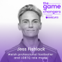 Artwork for Jess Fishlock: How female athletes are using their platform for social justice