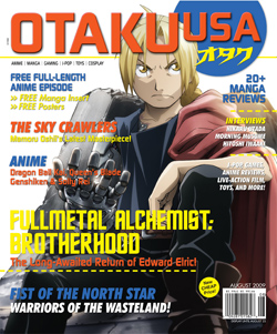 Why I'm Thinking About Dumping Otaku USA