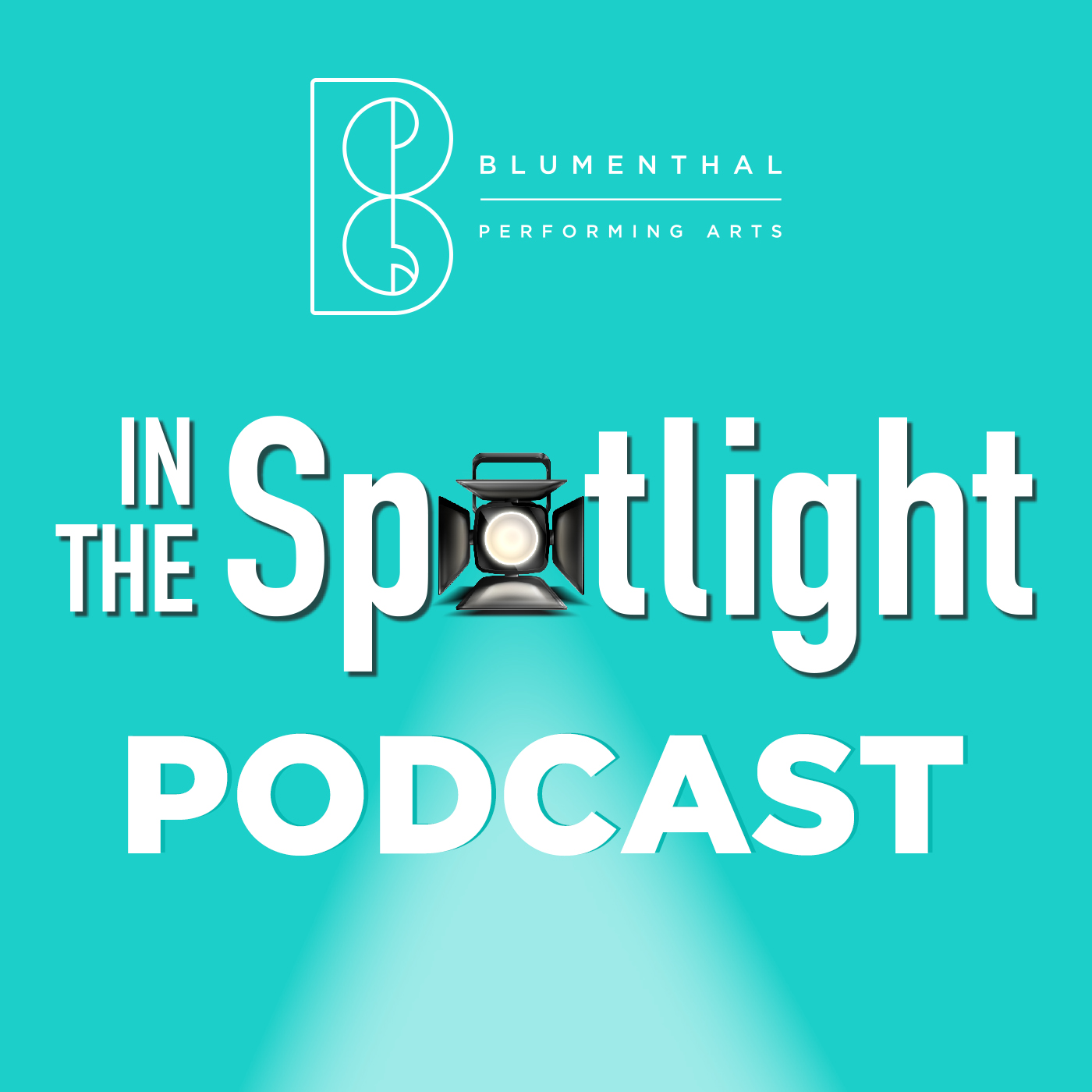 In the Spotlight Presented by Blumenthal Performing Arts show art