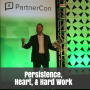 Artwork for Persistence, Heart, and Hard Work - Episode 17