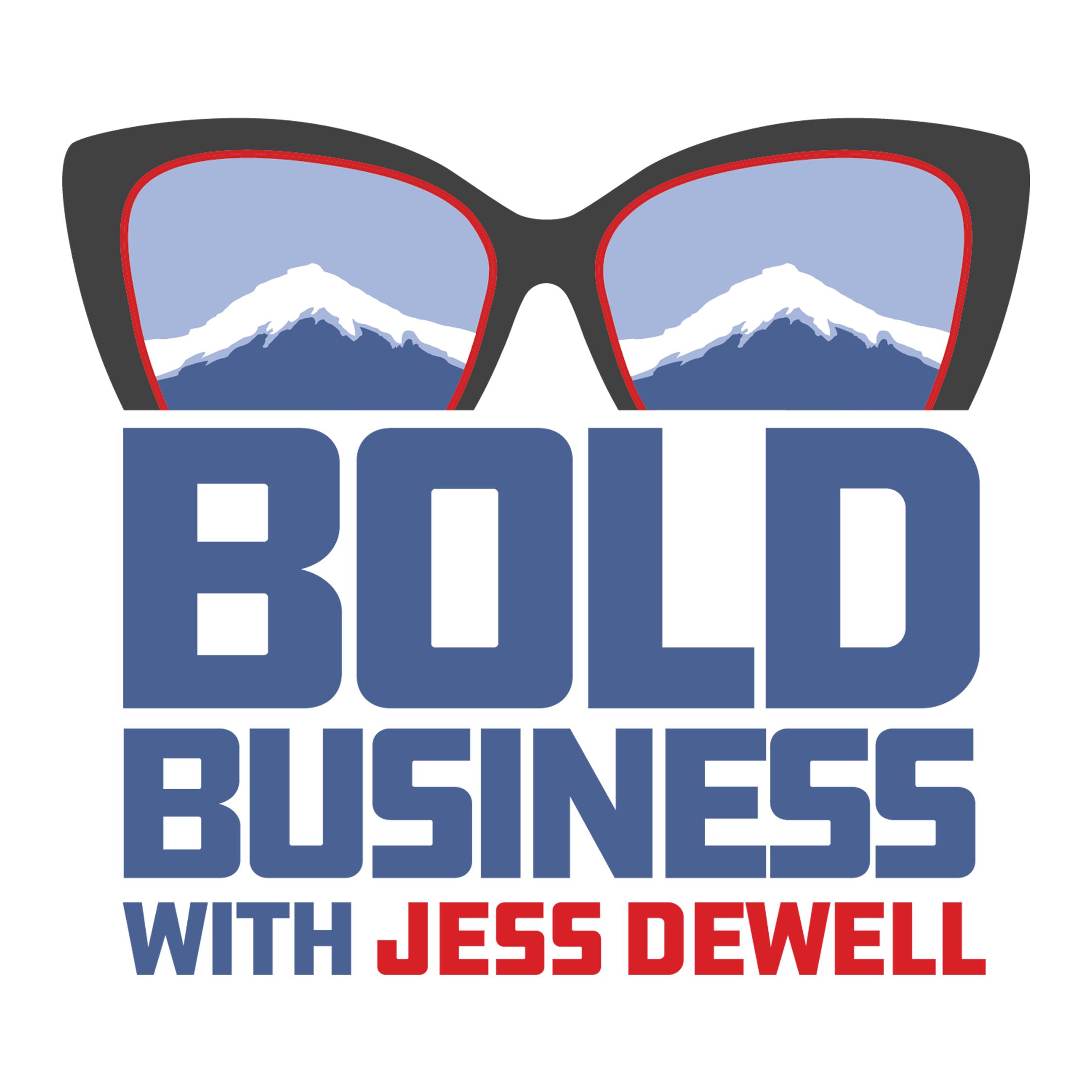 Bold Business Podcast show art