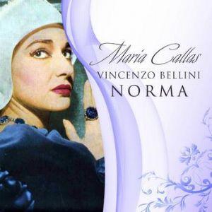 Maria Callas in Normas