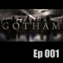 Artwork for The Gotham Pilot Script