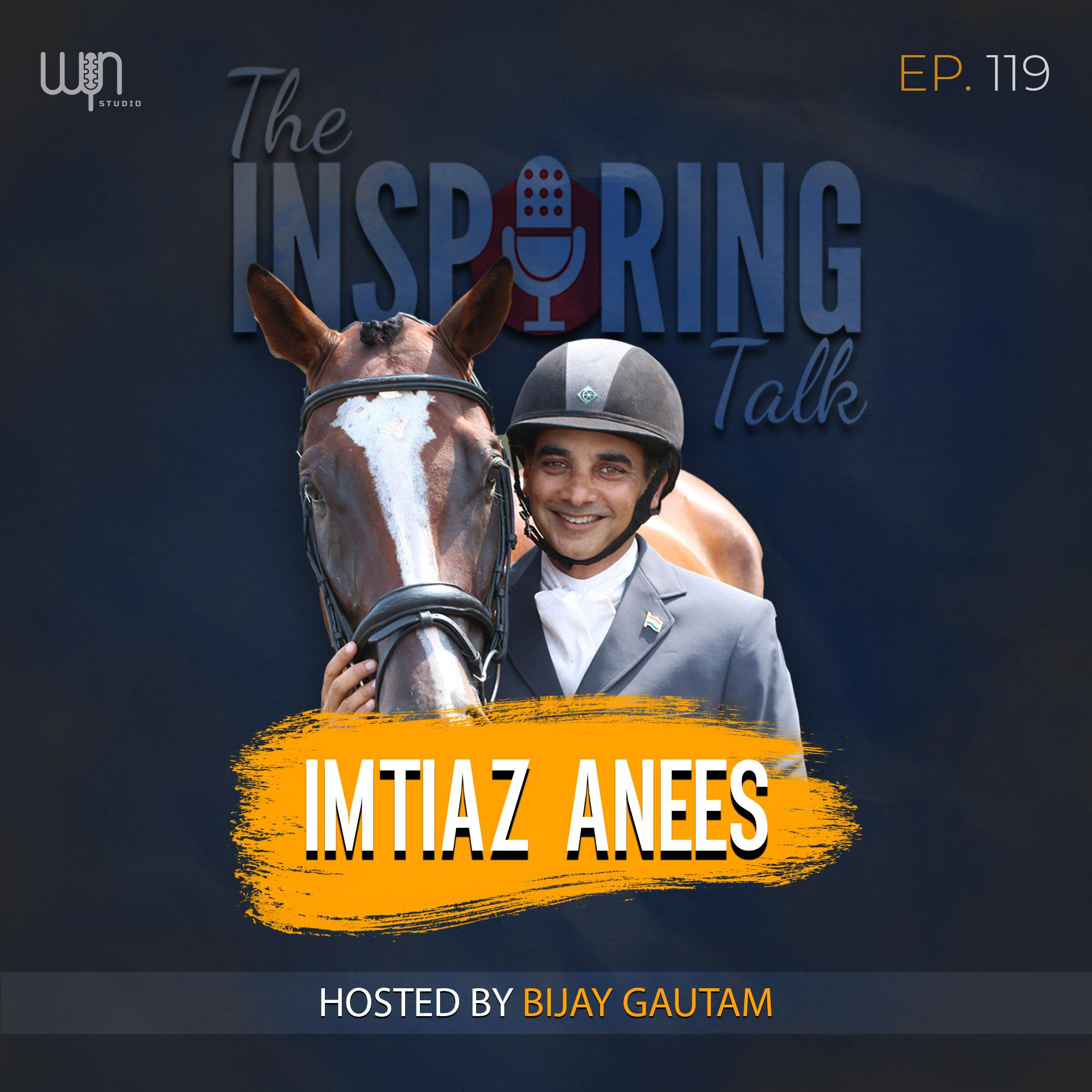 Olympian Imtiaz Anees on his Journey to the Olympics