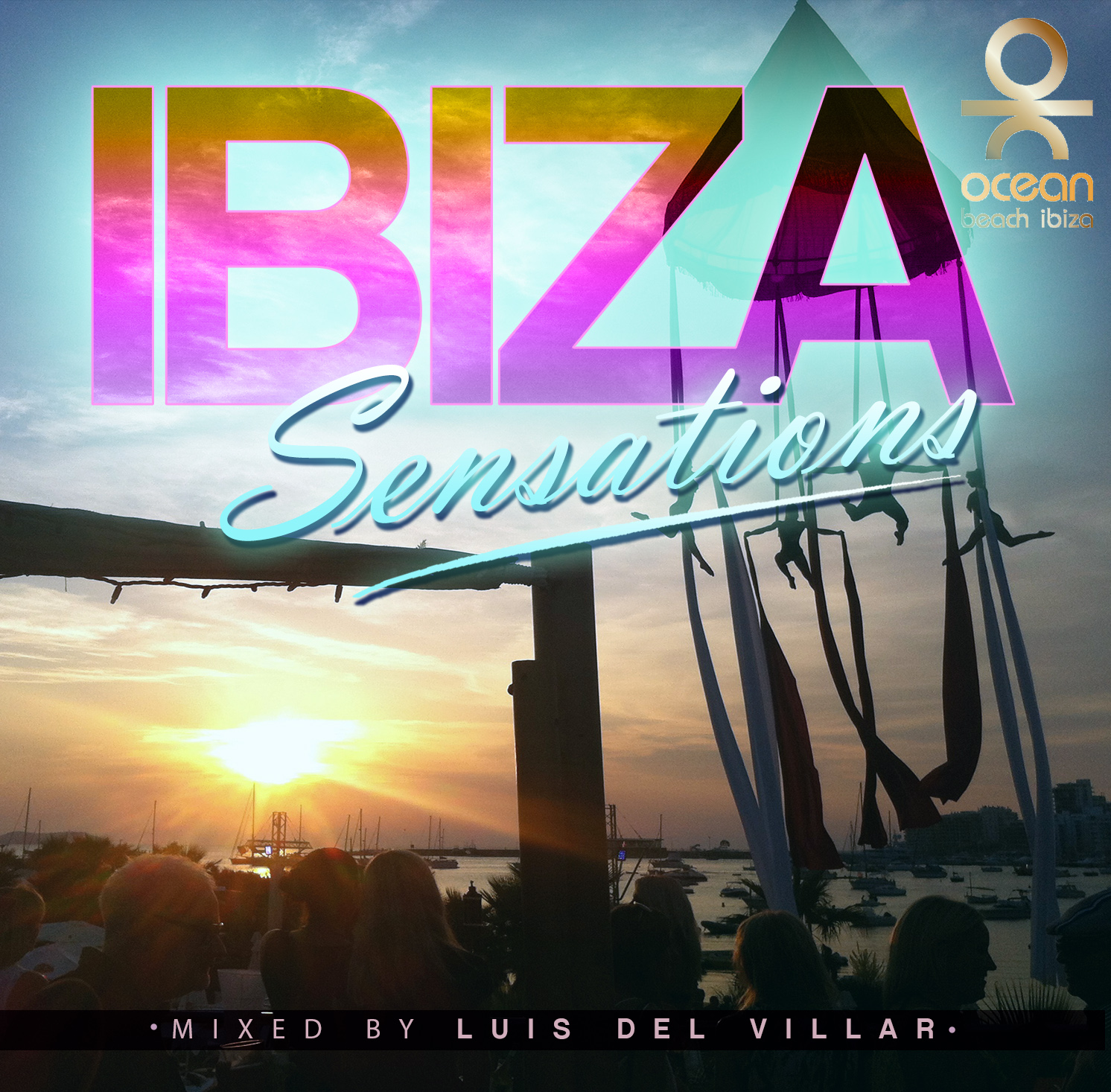 Artwork for Ibiza Sensations 116 @ Cafe del Rio - Budapest (Hungary)