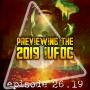 Artwork for Previewing the 2019 International UFO Congress
