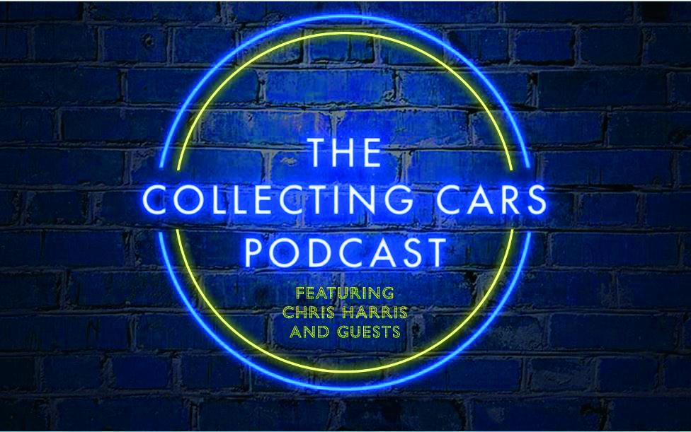 Chris Harris talks Cars with Edward Lovett