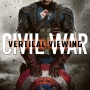 Artwork for Ep. 065 - Captain America: Civil War