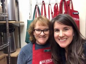 #3:  Julie Stolze and Red Bird Market