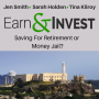Artwork for 125. Is Saving For Retirement Money Jail? w/Jen Smith, Tina Kilroy, and Sarah Holden