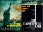 "Artwork for #132 - ""Cloverfield"" and ""10 Cloverfield Lane"" (2008, 2016)"