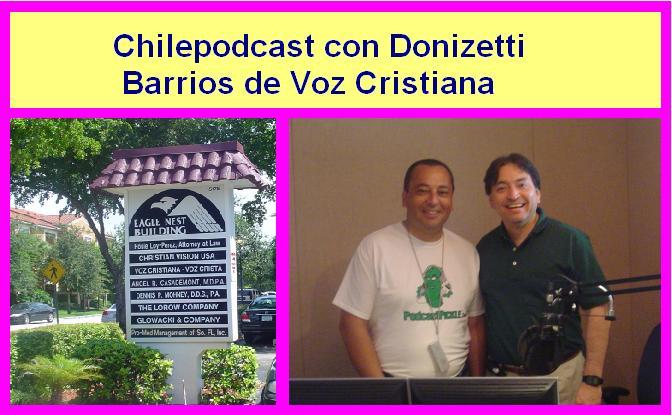 02 Chilepodcast en Radio Voz Cristiana II