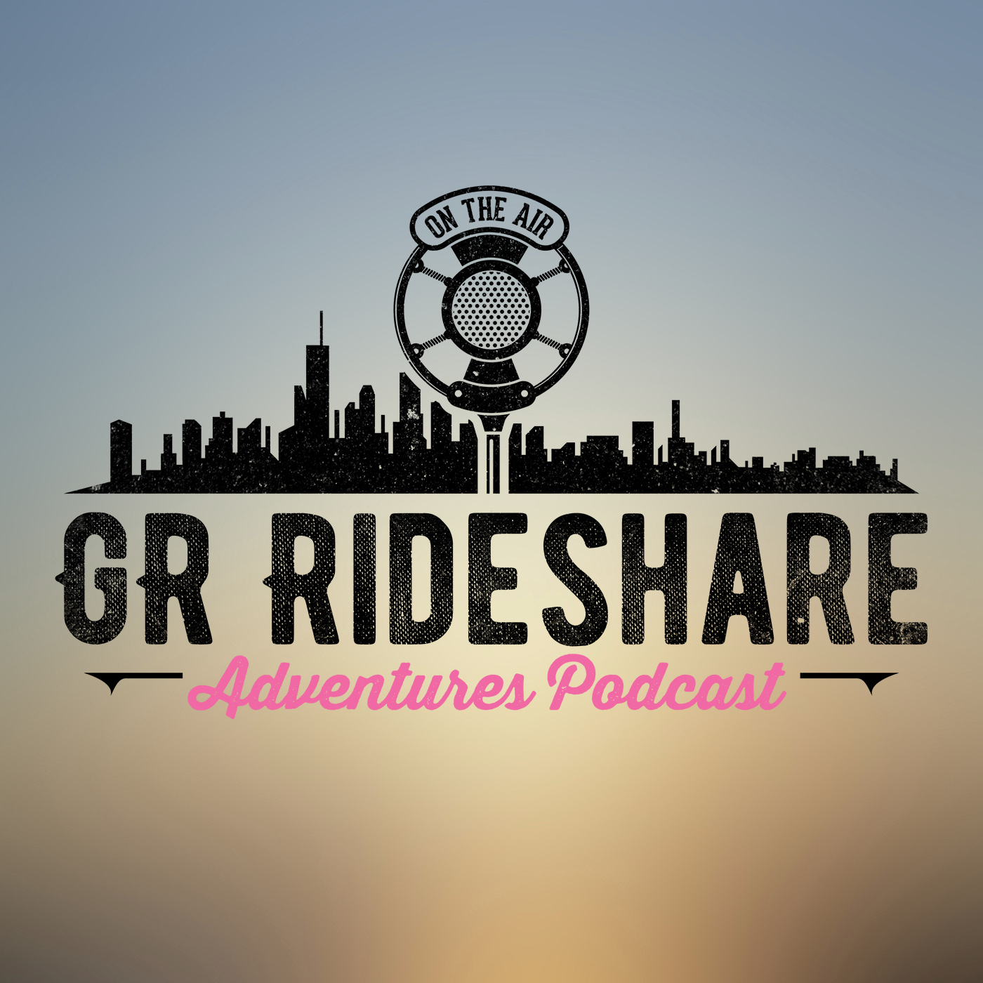 GR Rideshare Adventures Podcast show art