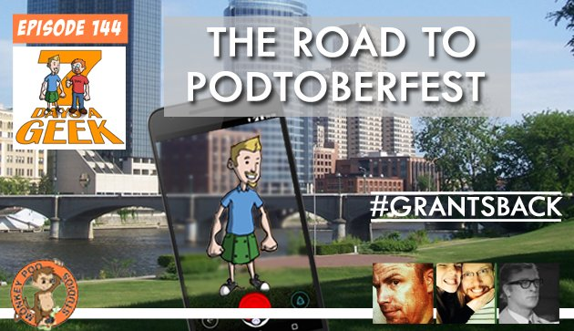 Ep 144: On The Road to #PodtoberFest