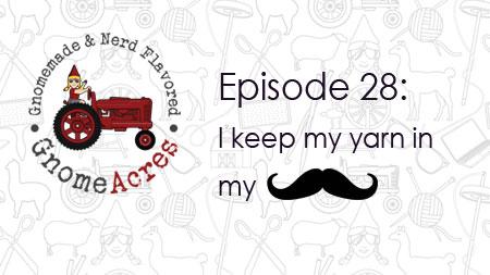 I Keep My Yarn in My Stash (episode 28)
