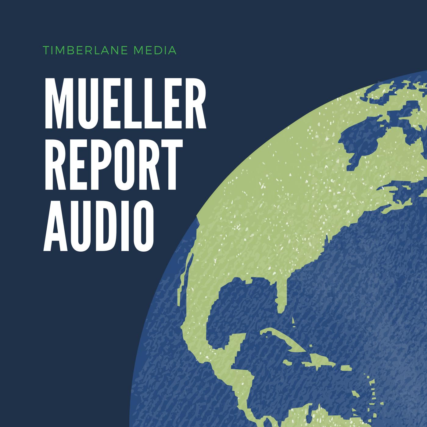 Introduction to Volume 2 (Mueller Report, Nov. 2020 update)