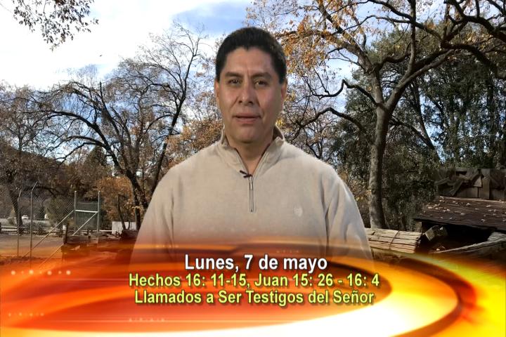 Artwork for Dios te Habla con Dn. Alfredo Vargas;   Tema el hoy: llamados a ser testigos del Señor.
