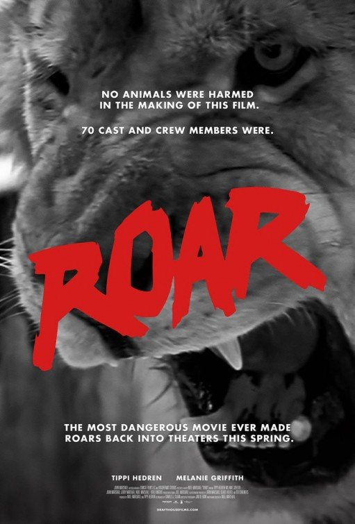 Ep. 190 - Roar (Grizzly Man vs. Project Nim)
