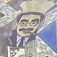 Mural Morsels 02 - Groucho Marx