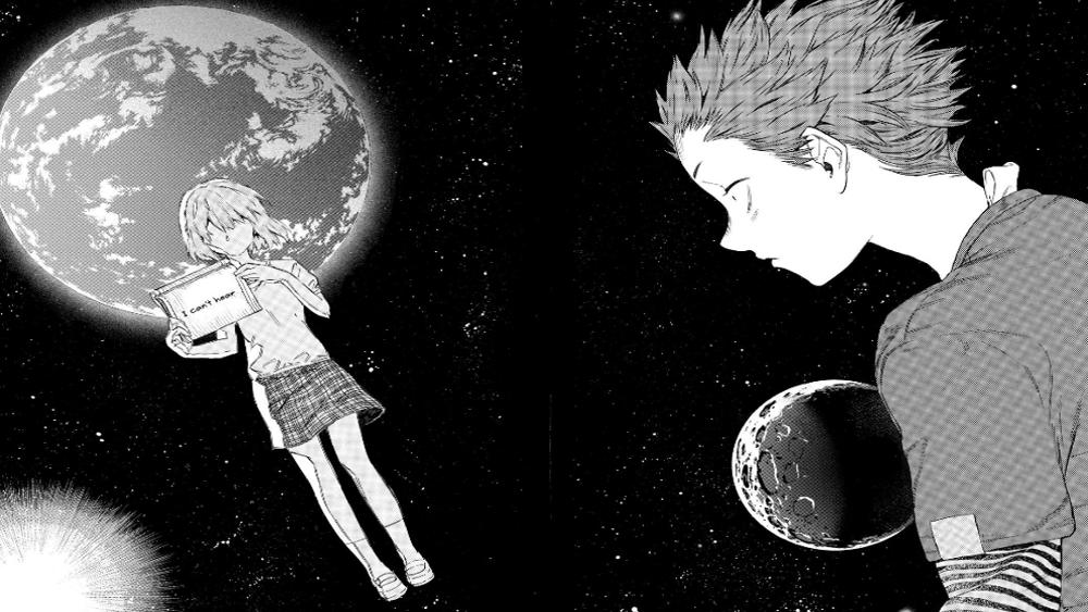 Manga Corner - A Silent Voice
