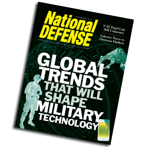 Artwork for Trends That Will Shape the Defense Industry - November 2013